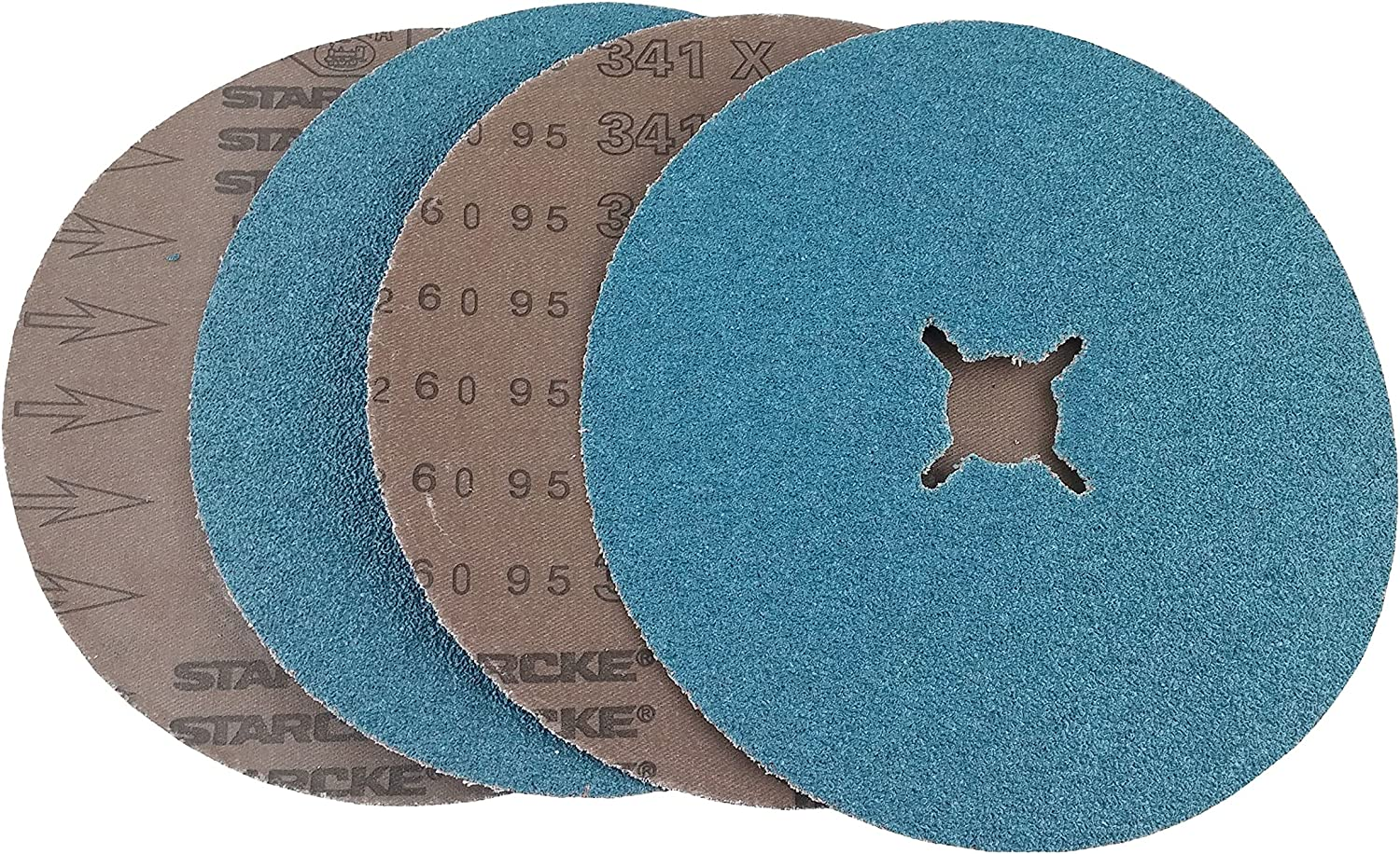 Starcke Premium 7 Inch Attention brand Slotted Edger Floor - Discs Sanding Wood Popular shop is the lowest price challenge