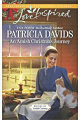 An Amish Christmas Journey (Brides of Amish Country Book 12) Kindle Edition