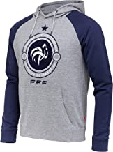 Selección de Fútbol de Francia FFF–Sudadera Oficial con Capucha Talla Hombre