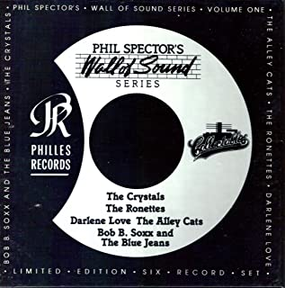 Phil Spector's Wall of Sound Series Volume One