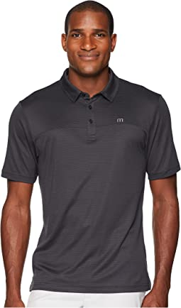 TravisMathew White Eagle Polo