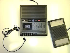 Panasonic RR-930 MicroCassette Transcriber by Panasonic