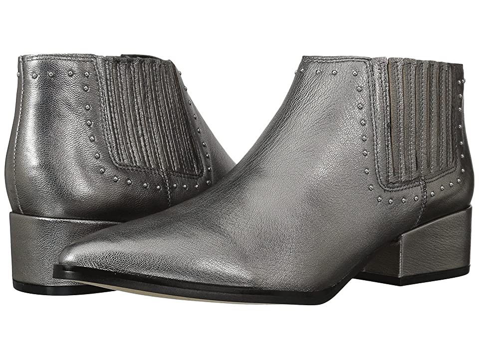 Marc Fisher Idalee (Pewter Leather) Women