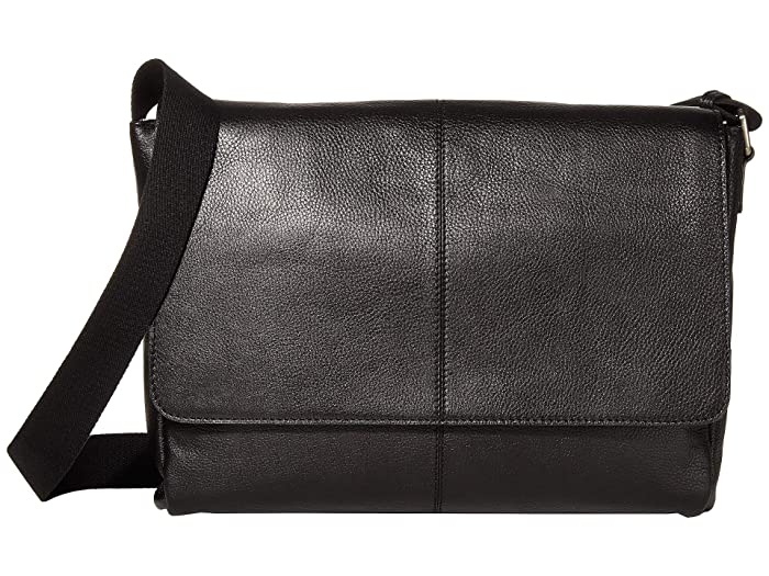 Scully  Dannie Messenger Bag (Black) Bags
