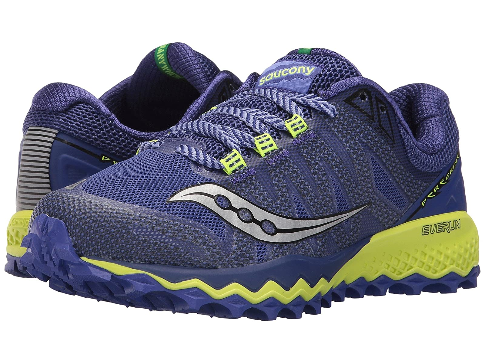 Saucony Peregrine 7Atmospheric grades have affordable shoes