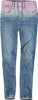 Levi's Girls' High Rise Super Skinny Fit Jeans