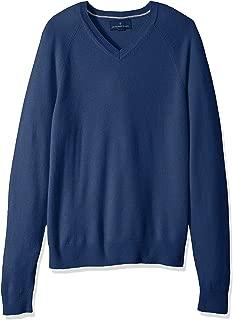 Men's Standard 100% Cashmere V-Neck Sweater