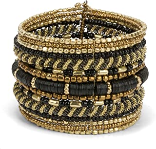 New! Boho Metal Cuff Bangle Bracelets for Women l Collection