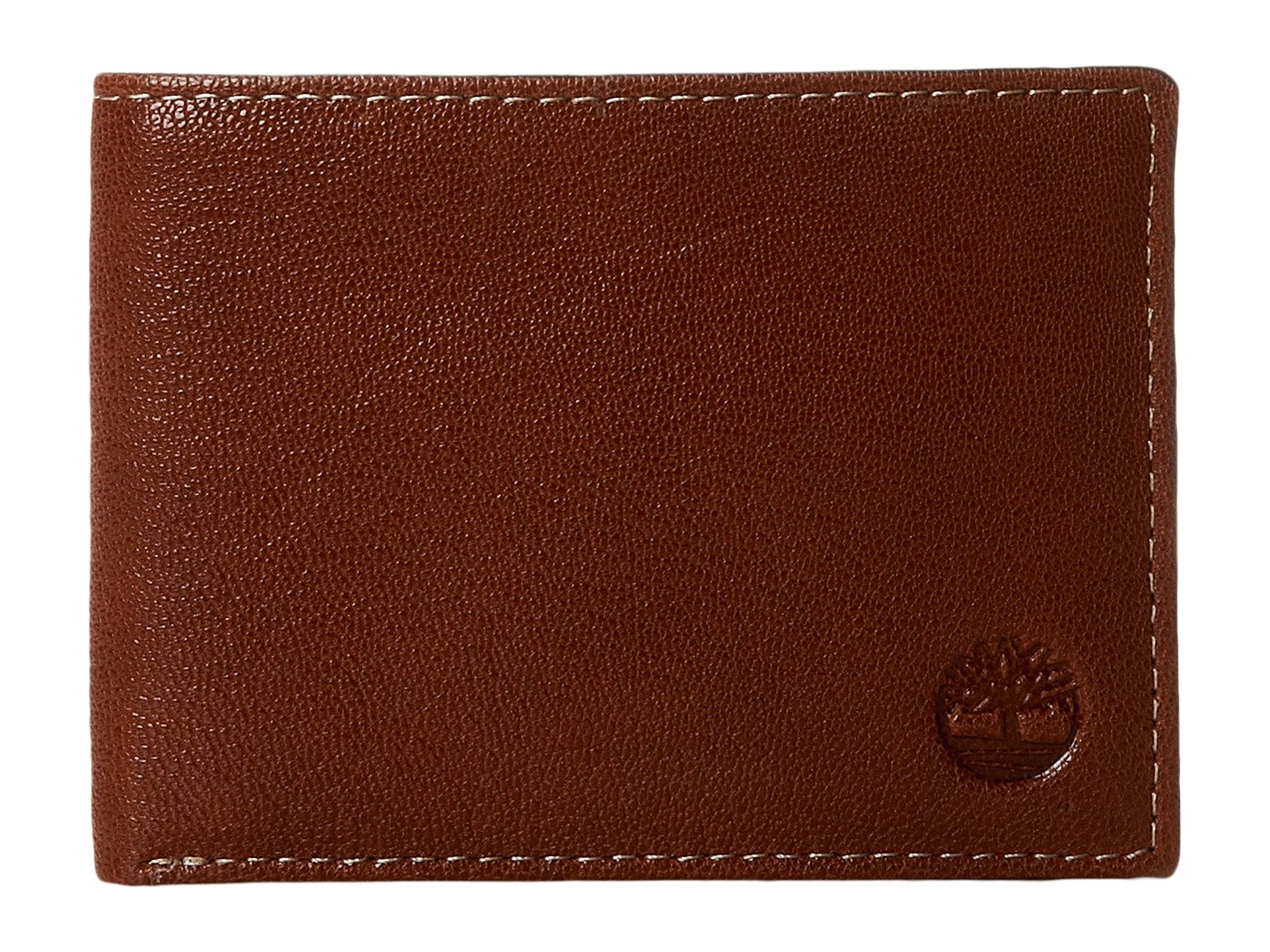 Billetera para Hombre Timberland Cavalieri Leather Passcase Wallet  + Timberland en VeoyCompro.net