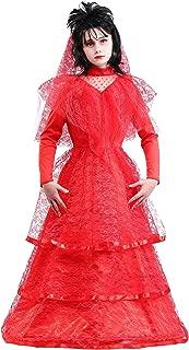 Child Ghostly Wedding Dress Girl's Gothic Wedding Dress Costume