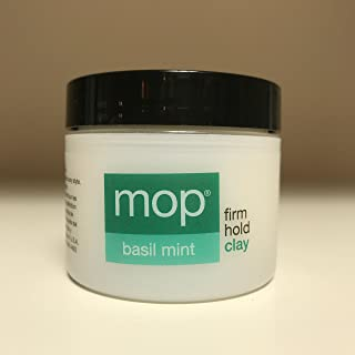 MOP Basil Mint Firm Hold Clay - 2 Oz