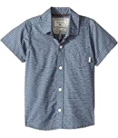 Quiksilver Kids - Heat Wave Short Sleeve Shirt (Toddler/Little Kids)