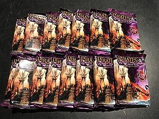 Pirates At Ocean's Edge Pocketmodel Game Pack Boosters X 15 Packs