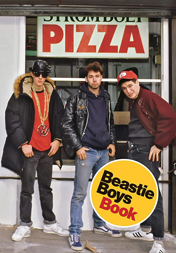 メインリットルのどBeastie Boys Book (English Edition)