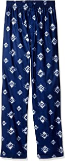MLB San Francisco Giants Boys Outerstuff Team Logo Lounge Pant, Team Color ,
