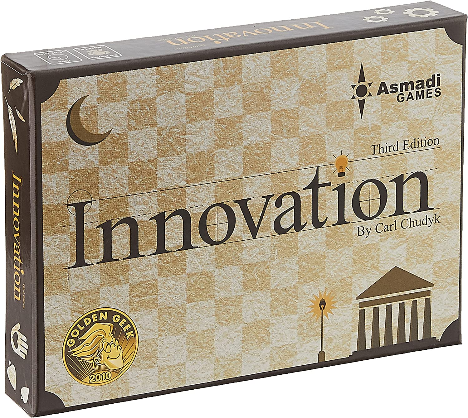 Innovation: Third Edition Card Player 4 Fees free!! Surprise price Game