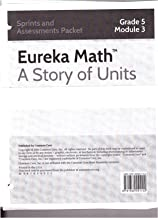 Eureka Math A Story of Units Grade 5 Module 3 Sprints and Assessments Packet