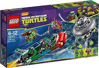 LEGO T-Rawket Sky Strike Ninja Turtles