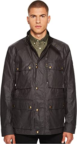 BELSTAFF - Signature 6 oz. Waxed Cotton Trialmaster 2015 Coat