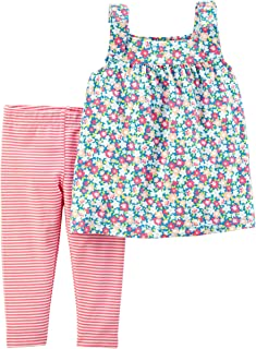 Carters Girls 2 Pc Playwear Sets 259g295