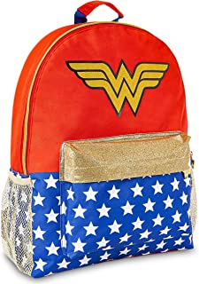 Mochilas Mujer Casual de Wonder Woman, Regalos Para Mujer Niñas