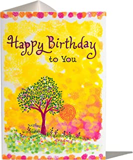 """Blue Mountain Arts Greeting Card """"Happy Birthday to You"""" Is A Sweet and Inspiring Way To Share Warm Wishes and Birthday Blessings with Someone Special in Your Life"""