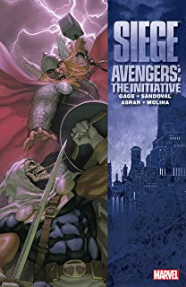 Siege: Avengers - The Initiative (Avengers: The Initiative (2007- 2010))