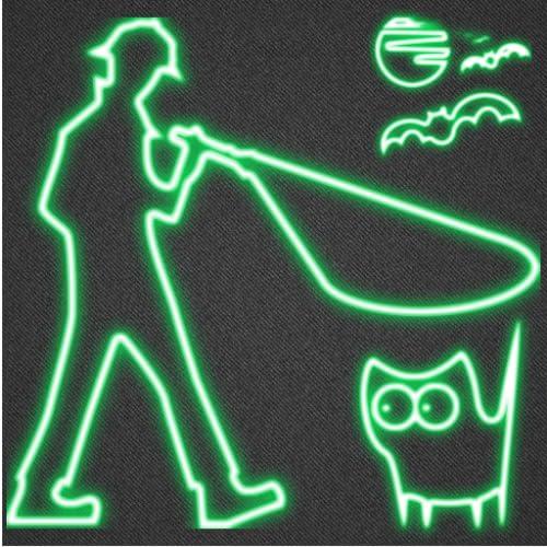 Polizei Taschenlampe
