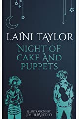 Night of Cake and Puppets: The Standalone Daughter of Smoke and Bone Graphic Novella (Daughter of Smoke and Bone Trilogy Book 4) Kindle Edition