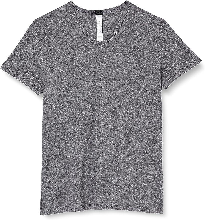 HOM Classic tee-Shirt V Neck Camiseta sin Mangas para Hombre