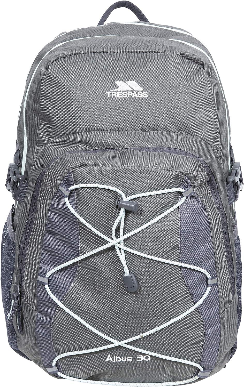 Trespass New Waterproof Albus Outdoor Unisex 人気の定番 Backpack 売れ筋ランキング