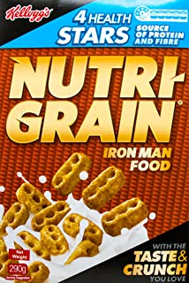 Kellogg's Nutri Grain Cereal, 290g