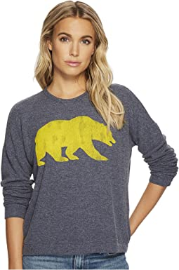 Cal Bear Super Soft Hacci Pullover