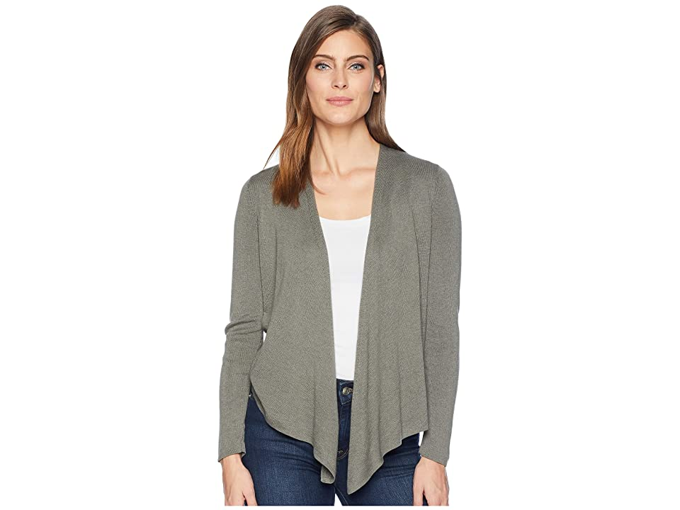 NIC+ZOE Four-Way Cardy Heavier Weight (Moss) Women