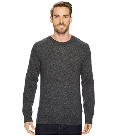 Fjallraven Ovik Re-Wool Sweater (Dark Grey) Men