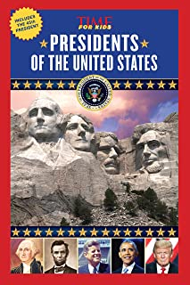 Presidents of the United States (A TIME for Kids Book) (America Handbooks, a TIME for Kids Series)