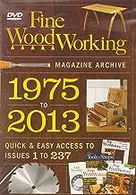 Fine Woodworking's 2013 Magazine Archive