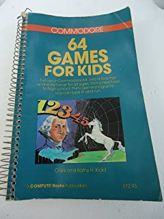 Commodore 64 Games for Kids
