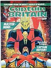 Captain Britain #7 1985- British Comic- Abslom Daak Dalek Killer NM-