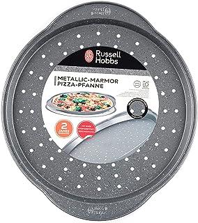 Russell Hobbs - Accesorio de cocina con efecto mármol, Acero, 37 c m