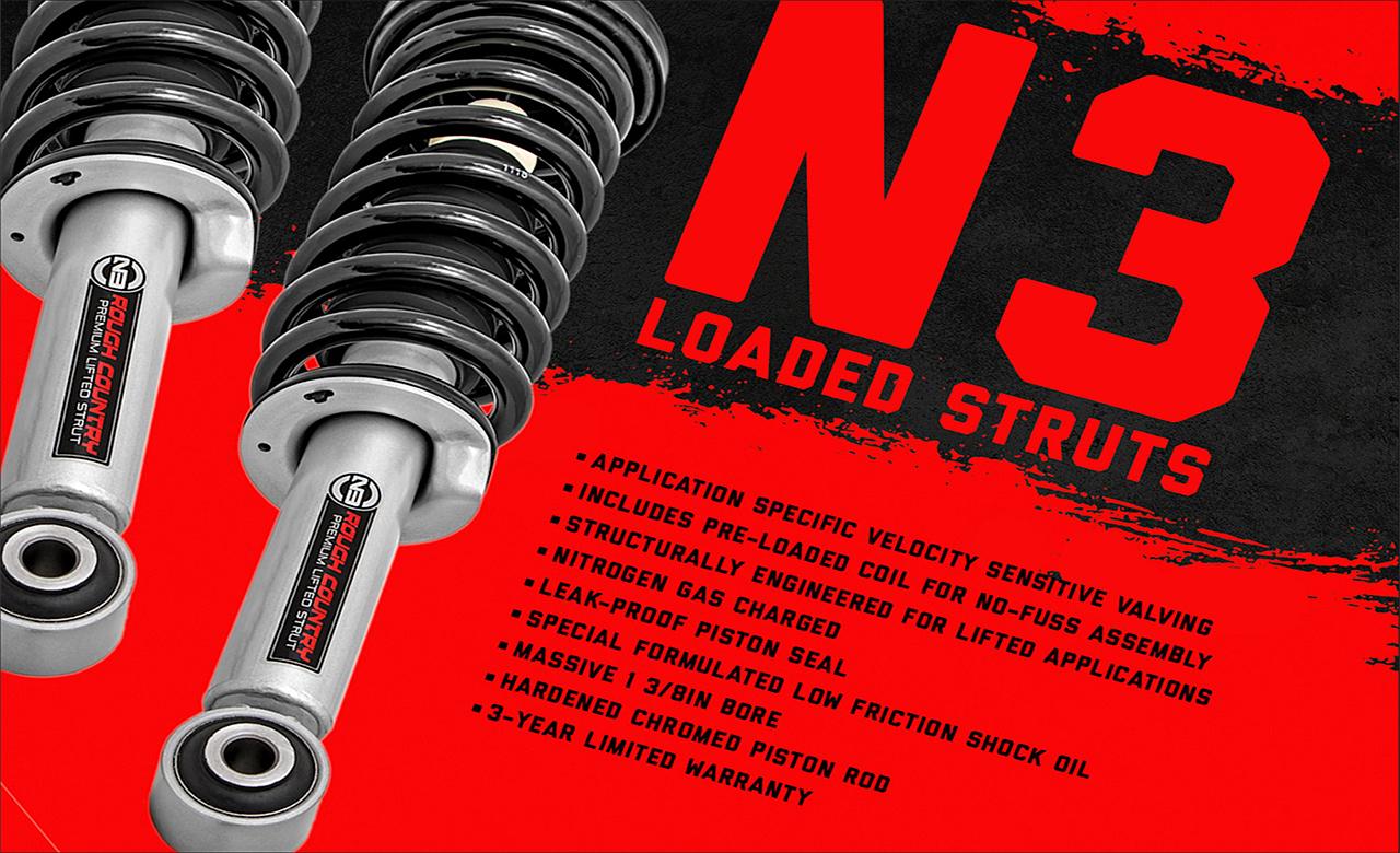 FCS 331149L Suspension Strut