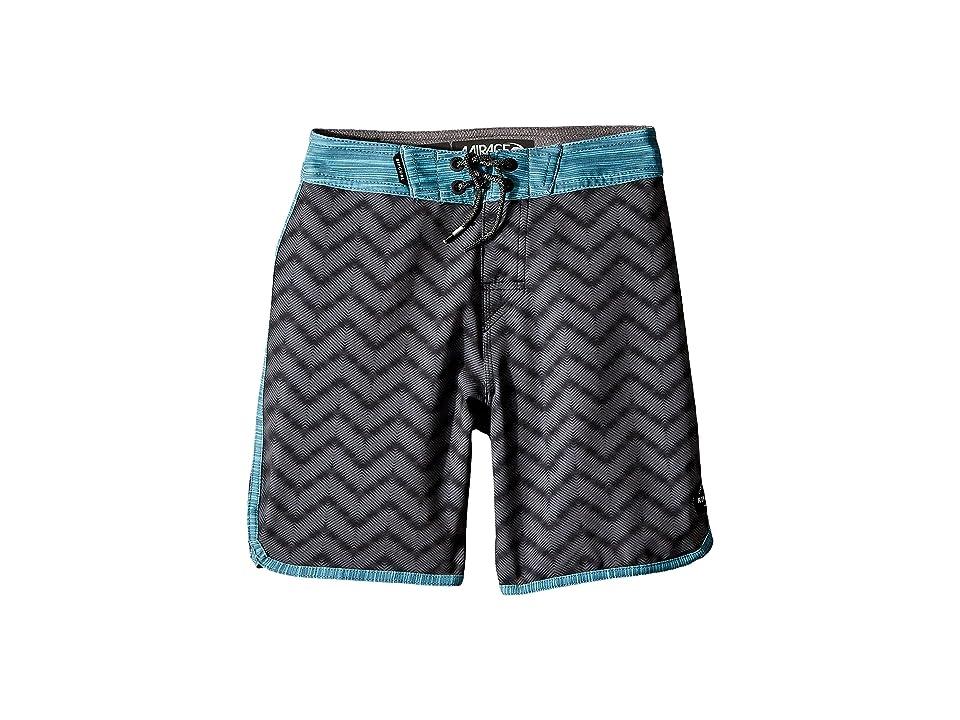 Rip Curl Kids Mirage Decco Boardshorts (Big Kids) (Black) Boy