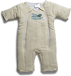 Baby Merlin's Magic Sleepsuit – Swaddle Transition Product – Cotton..