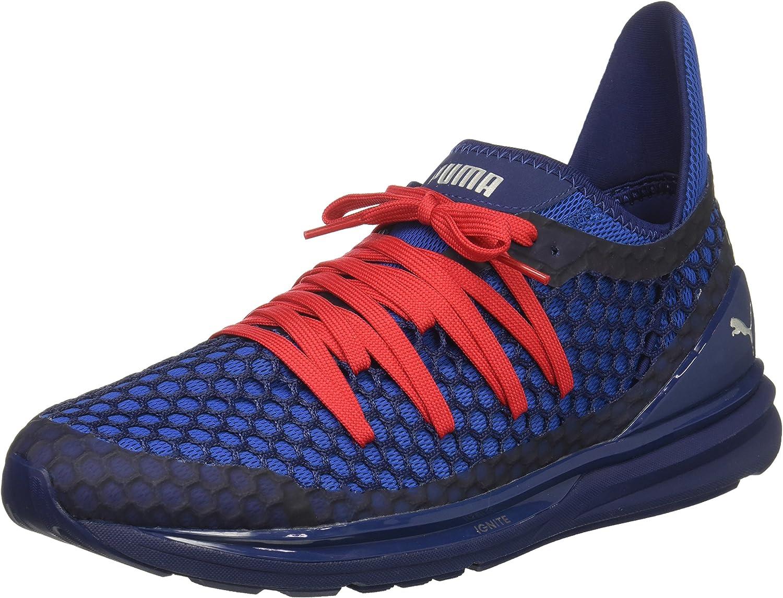 PUMA Men's Ignite Limitless Netfit Running shoes