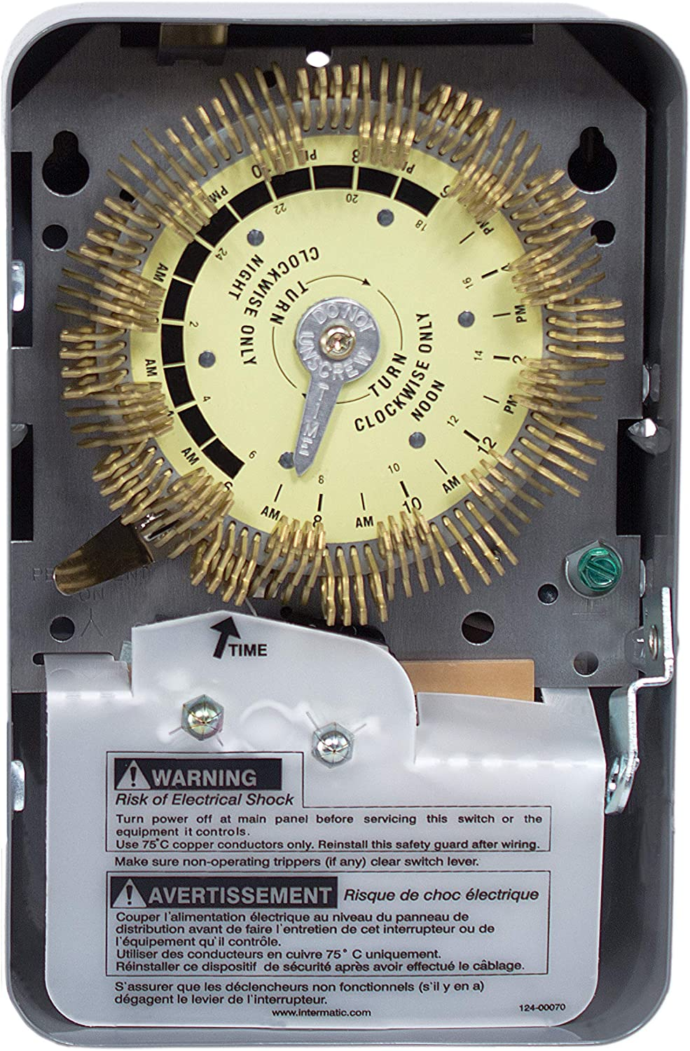 Intermatic T1905HD Heavy Duty Industrial Mechanical Direct Popular standard store Time Switch