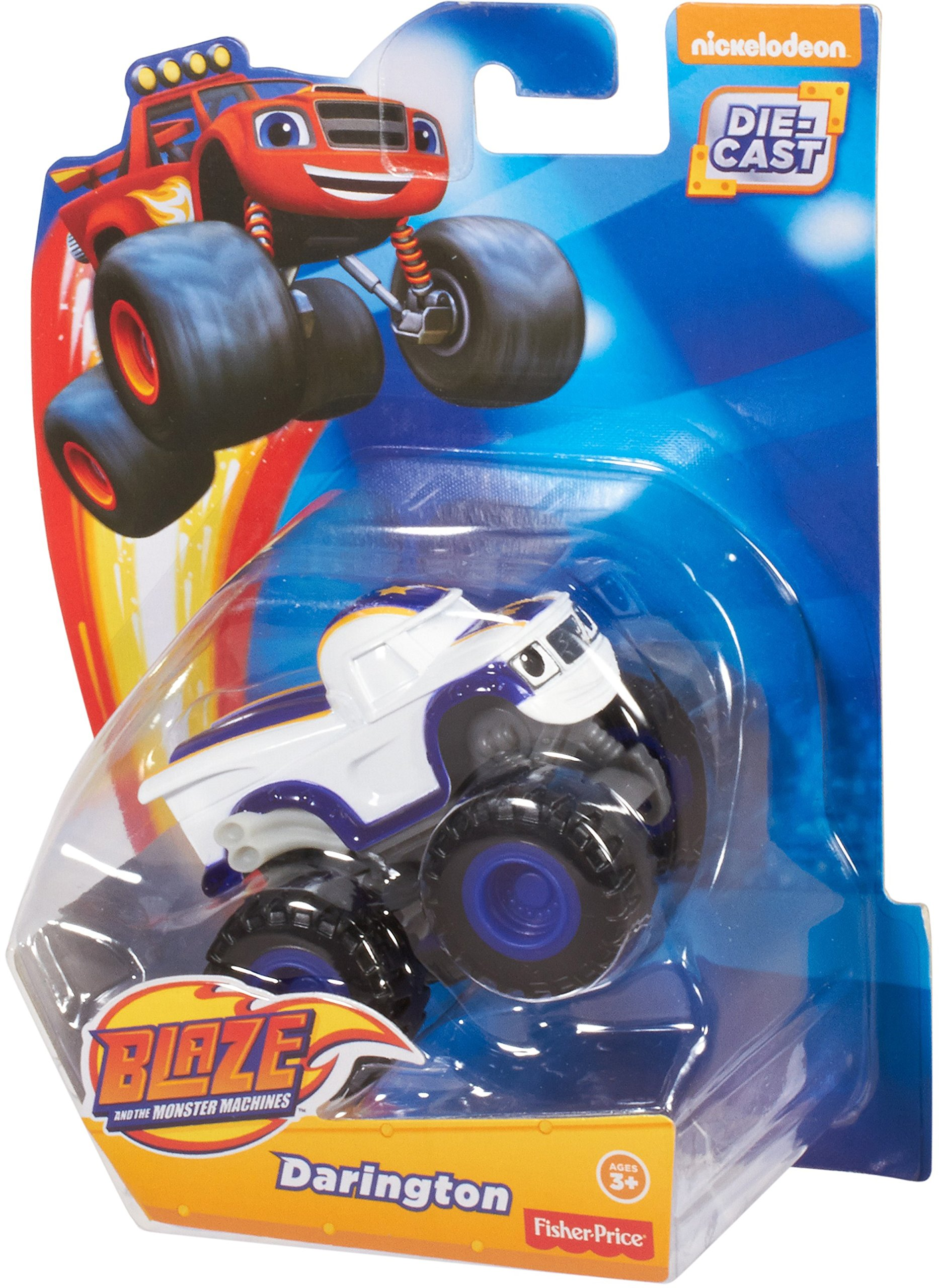 Fisher-Price Nickelodeon Blaze & the Monster Machines, Darrington
