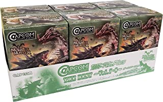 Capcom CFB Monster Hunter Plus The Best Vol. 7, 8 Action Figures (Random Box Set of 6)