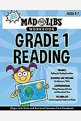 Mad Libs Workbook: Grade 1 Reading (Mad Libs Workbooks) Paperback