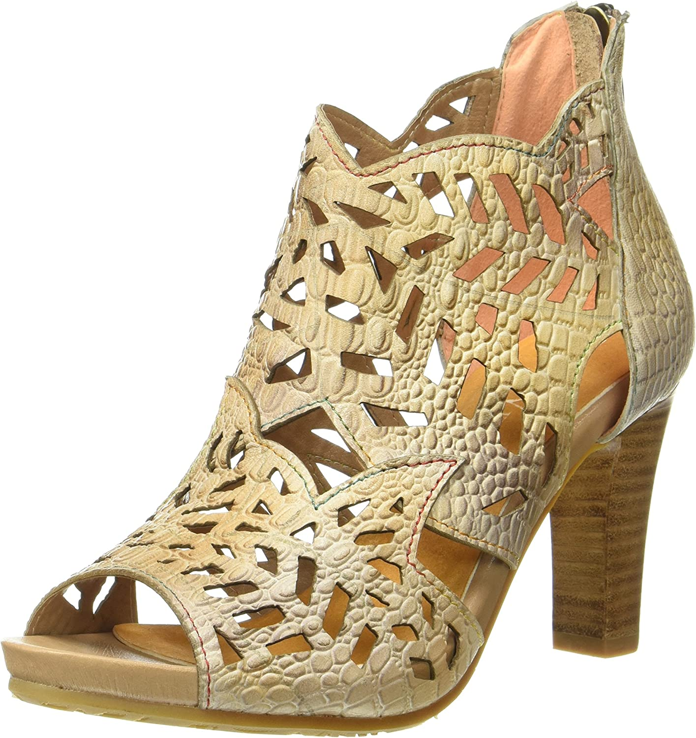 Laura We OFFer Ranking TOP7 at cheap prices Vita Women's Open Heels Sandals
