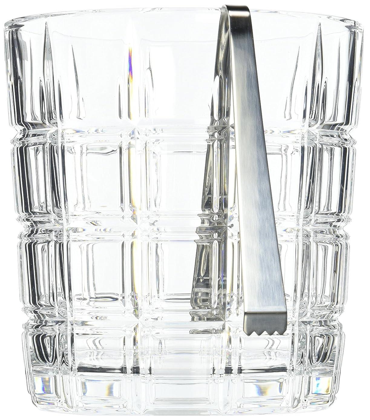 同情皮肉執着Marquis by Waterford Crosby Ice Bucket, Clear by Marquis By Waterford